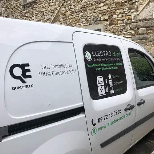 electro mob installateur borne de recharge